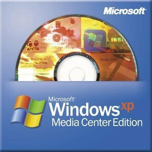 Windows XP Media Center Edition ( MCE)