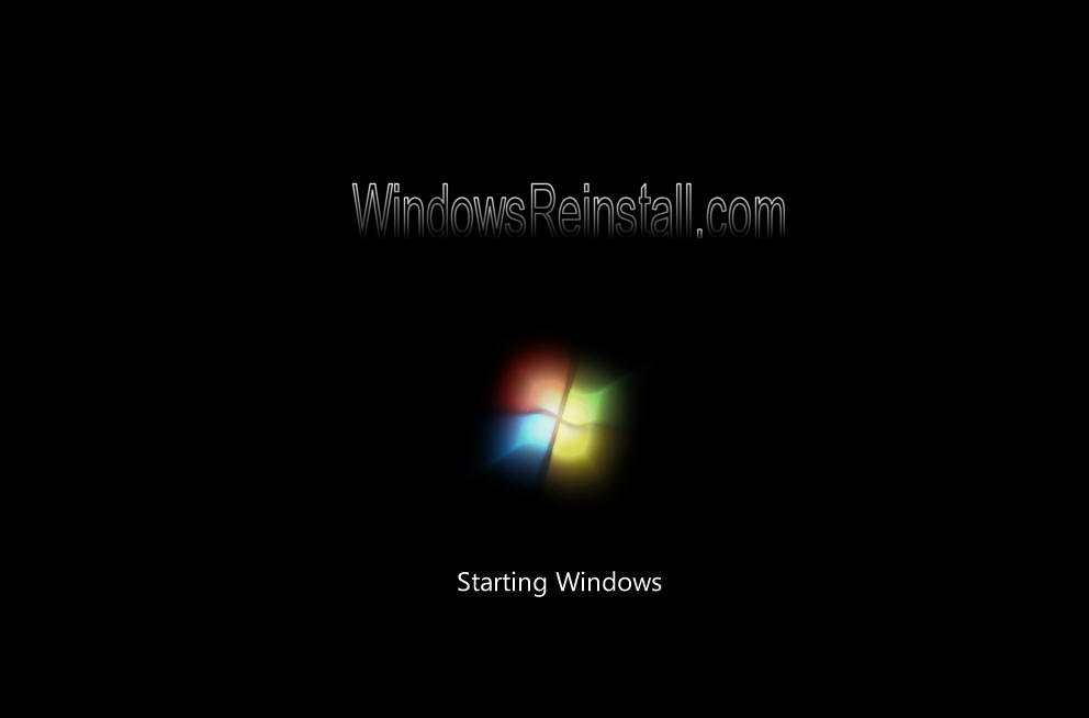 how to get startup repair windows 7