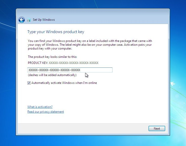 Reinstall Windows  Home Premium Without Disk