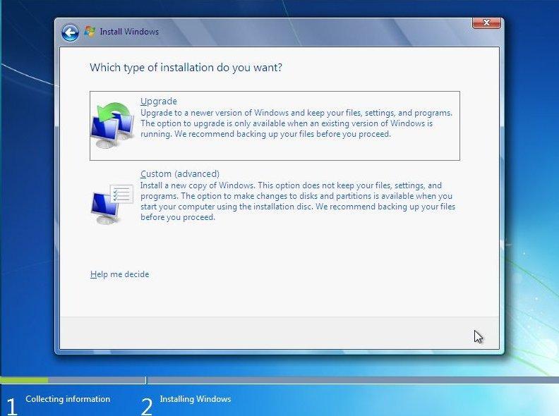 windows 7 backup instructions