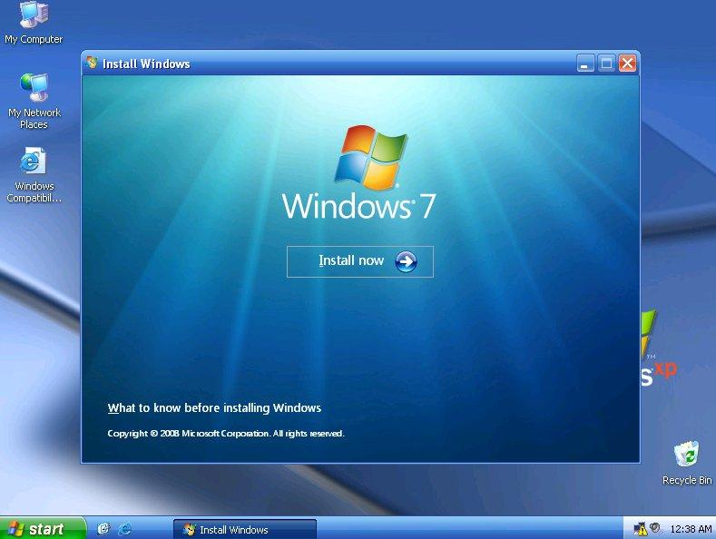Windows Vista Home Premium Service Pack